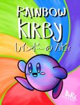 Rainbow Kirby by DireDesire