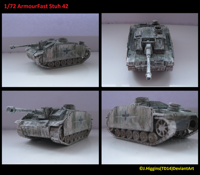 ArmourFast 1/72 Stuh 42 by Tank-Dragon2014