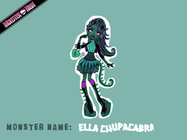 Ella Chupacabra by Watermelon-Surprise