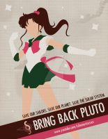 Jupiter: Bring Back Pluto by digitalfragrance