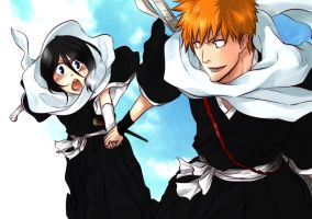 IchiRuki by Touya101