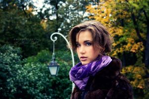 Lady Autumn by kneith