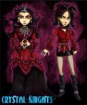 Rachel Kindread by erosarts