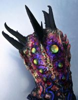 Sea creature lamp revised by dogzillalives
