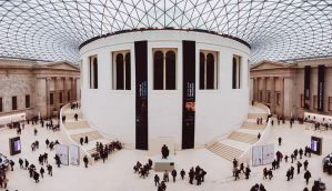 British Museum by llemonthyme
