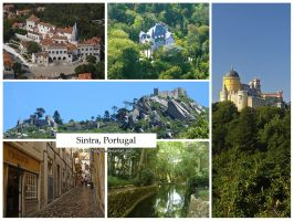 Postcard - Sintra, Portugal by jpgmn