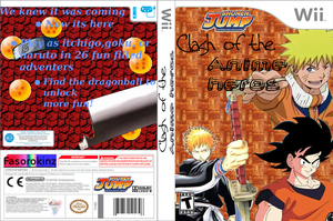 clash of the animie heros game by QueenYami