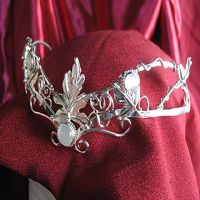 Fall Forest Lammas Crown by camias