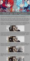 Tutorial Love and Sadness by lady-alucard