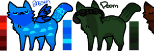 !!homestuck aspect inspired adopts!! by m8ge