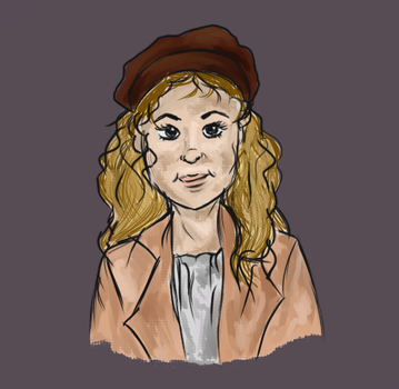 Carrie Hope Fletcher / Eponine by LadyGina