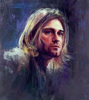 Kurt Cobain by Duh22