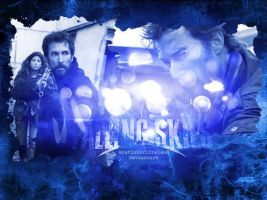 Falling Skies-TOM-NOAH WYLE by GrafixGirlIreland