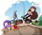 How to fish... a wish by soma011