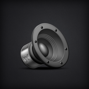 Sound Icon by WEAPONIX