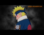 young Naruto - coloured by Ahrifox
