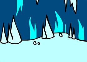 Custom Walfas BG:Ice Cave by EpicMarioPlayer