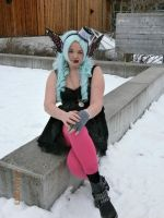 Vocaloid Magnet Cosplay x3 by Taamy-chan