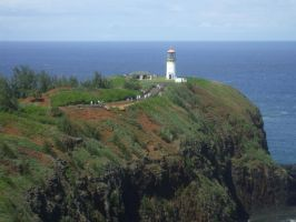 Kilauea Lighthouse by jraffe0404