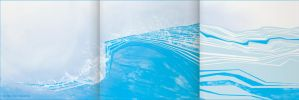 The Waterline, the endpapers by vijaster