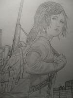 The Last of Us- Ellie by TheMilitia