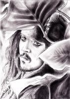 Capitan Jack Sparrow by Namuzza94