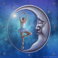 Tiny Dancer by Shirley-Agnew-Art