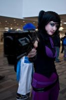 ergo proxy cosplay 8 by vegetarules101