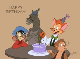 Kirschner Bday 06 by spiritwolf77