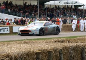 Aston Martin DBR9 by gradge