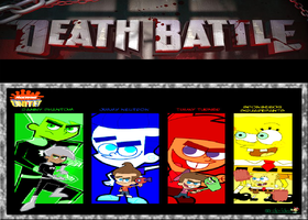 Death Battle Idea 94 by WeirdKev-27
