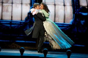 Raoul and Christine Phantom 25th Wallpaper by BellaMarie2492