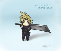 Cloud for Declan by Chinchikurin