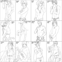 FFPin-UpCalendarContest-Boys by Song64