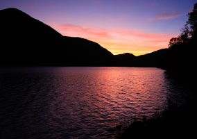'Buttermere Sunset by scotto