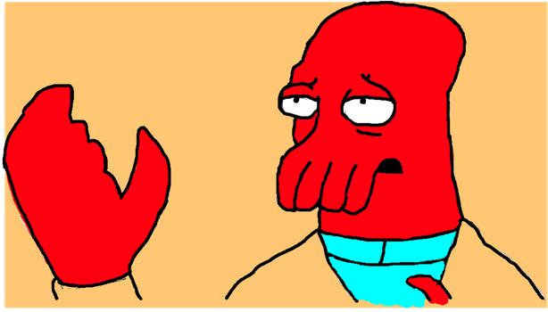 Why not Zoidberg? by TheOstrichKing