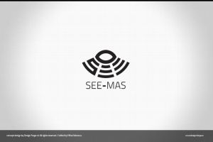 SEE-MAS Logo by design-forge