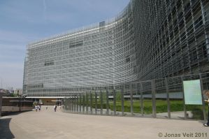 Berlaymont by friedapi