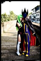 Code Geass: Zero and CC 2 by wildquaker