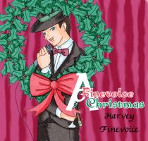 A Finevoice Christmas by JessicaRaven