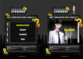 Syndrone: Forums and Syn-Mart by veriitus