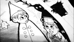 Over the Garden Wall by DuhAvatarSensation