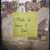This is how I feel. by Pinkadox