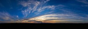 Pano sunset ... by mfadev