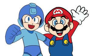 Super MEGA True Buddies PNG and Base by AirWolf-Animatronic