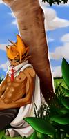 COMMISSION for helsinki: Wakfu by Tabe-chan