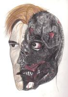 Harvey Two-Face by DarkNevermore13