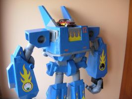 Megas XLR Model - 29 by Denis-Manase