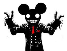 deadmau5 by DarkMatteria