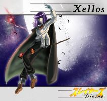Doujinshi Illustration: Xellos by djwagLmuffin